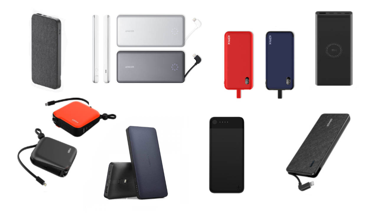 Power bank terbaik untuk iphone ada lesen mfi
