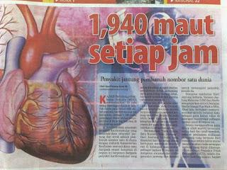 kematian penyakit jantung