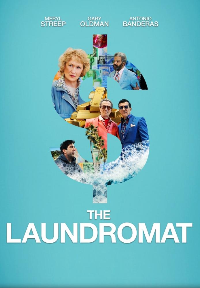 The Laundromat [2019] [CUSTOM HD] [DVDR] [NTSC] [Latino]
