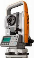 "Jual Total Station Cygnus KS 102 Akurasi 2 "" Reflectorless 200m"