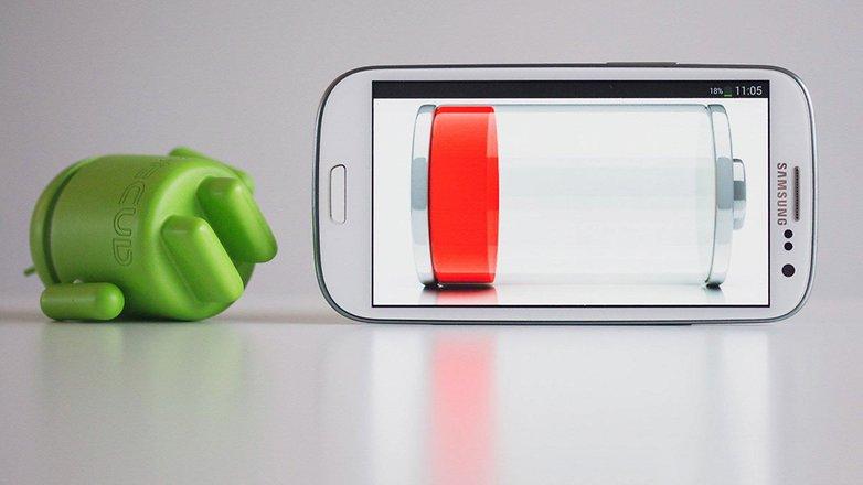 التطبيقات التي يمكن أن تسبب استنزاف بطارية Android