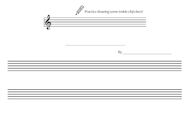 composition elementary orchestra G string notes