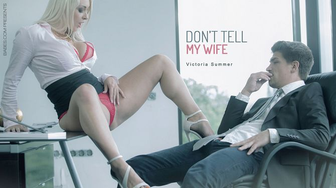 RwUsJTay Babes - Victoria Summer - Don't Tell My Wife