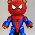 "HGBF 1/144 Beargguy III ""Spider-Man"" Custom Build"