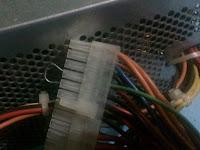 Tutorial Cara Jumper Power Suply CPU