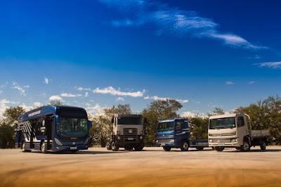 Grupo Traton surge como um gigante em transportes