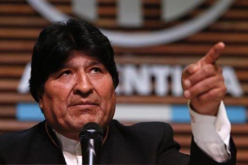 Evo alerta sobre participación de EE.UU. en elecciones Bolivia
