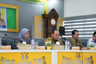 Pemkab Labuhanbatu Gelar Konsultasi Publik Rancangan Awal RKPD 2021