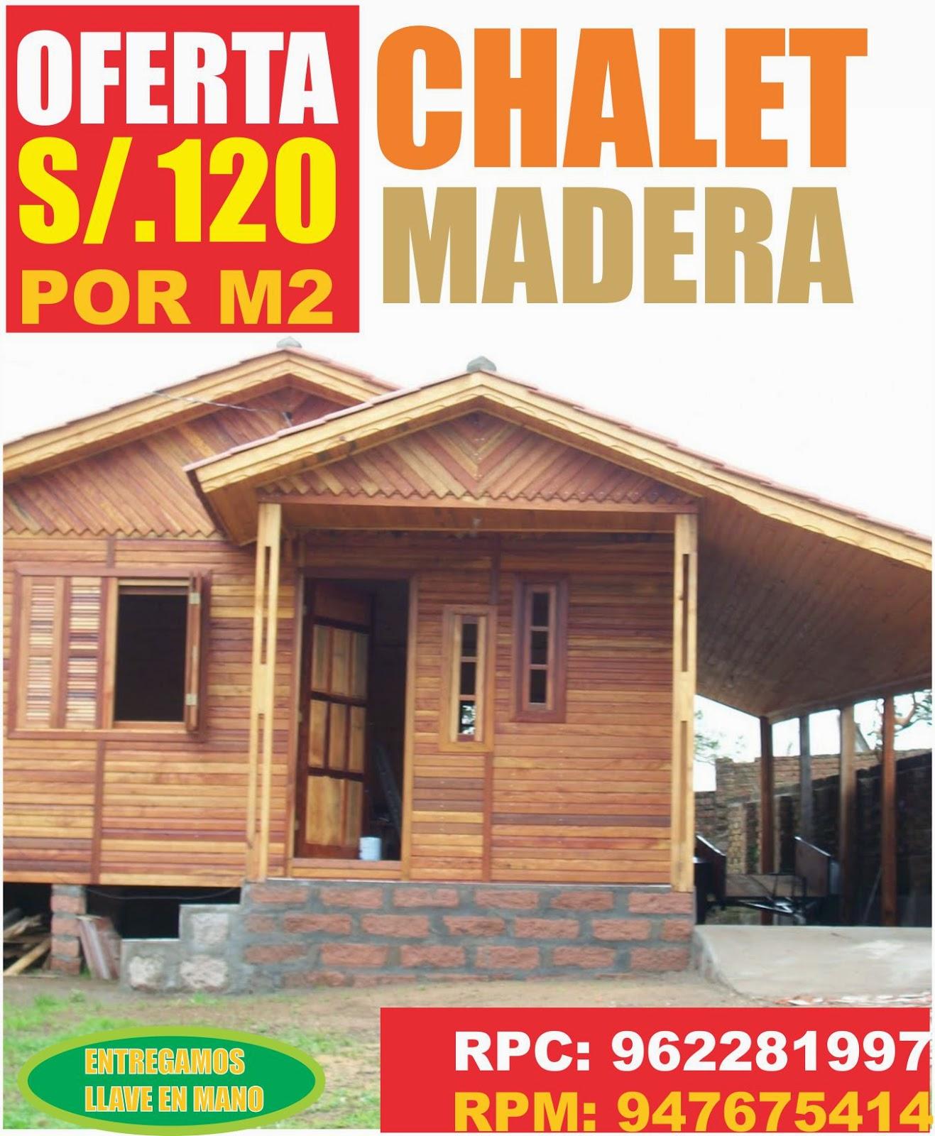 Casas Prefabricadas Peru Modelos