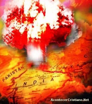 La India ante posible guerra nuclear