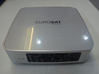 EUROSAT HD PRATA NOVA ATUALIZAÇÃO V1.95 VCORP