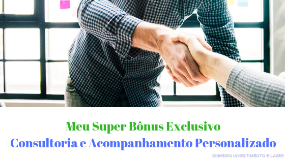 Super bônus exclusivo de consultoria