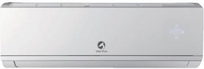 تكييف White Whale وايت ويل بارد وساخن 1.5 hp  لومو