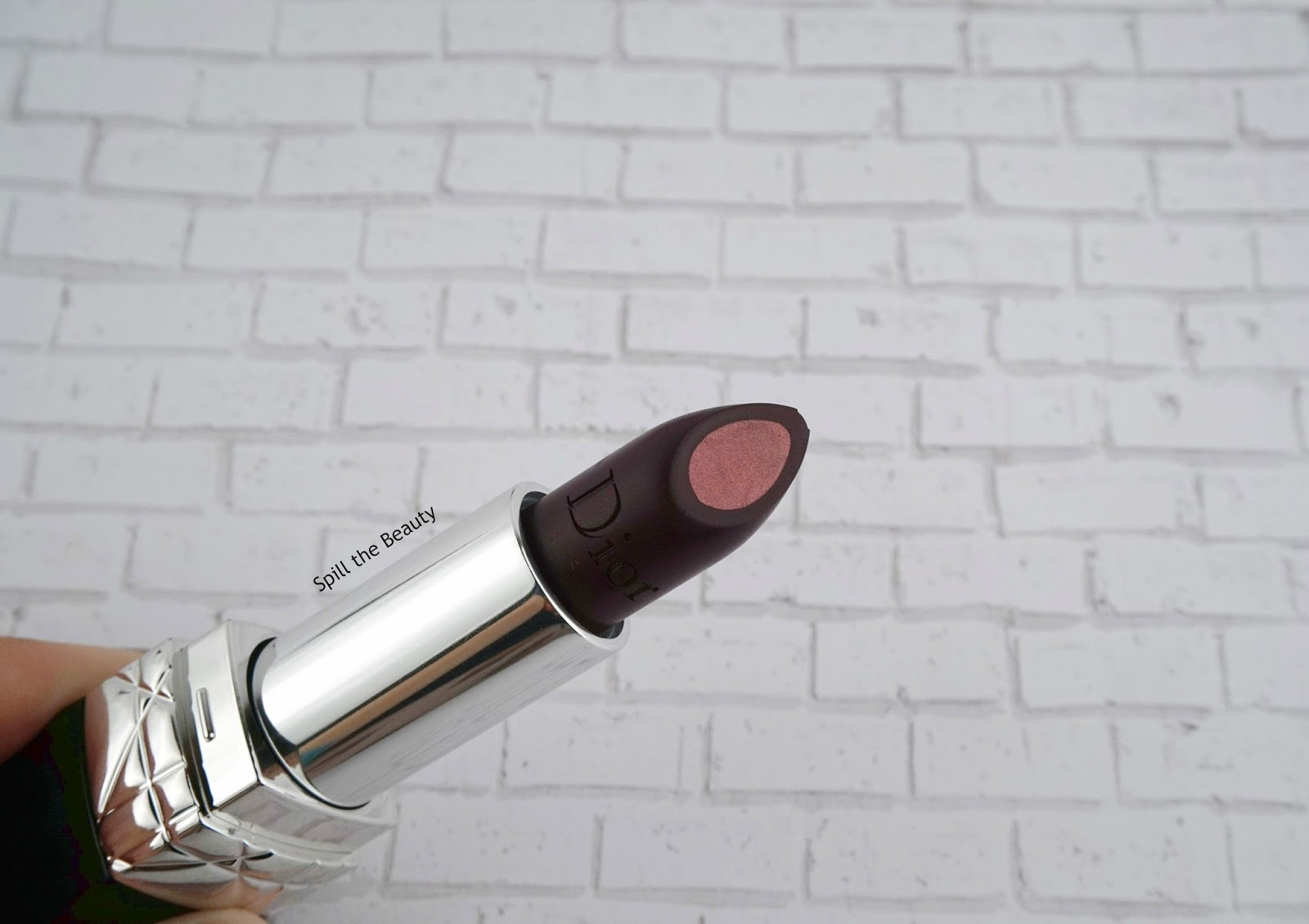 dior rouge dior double rouge review swatches look poison purple 992 vibrant nude 239