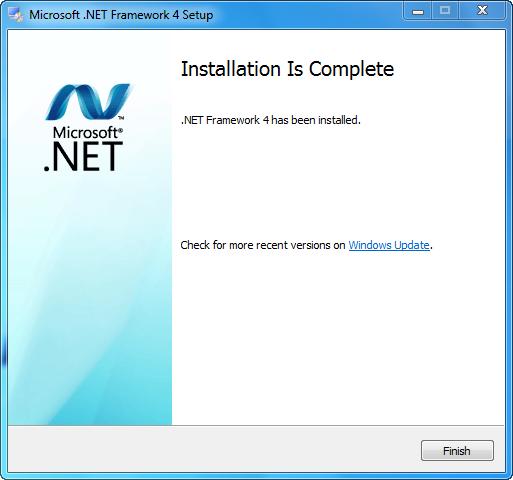 net framework v4 0.3019