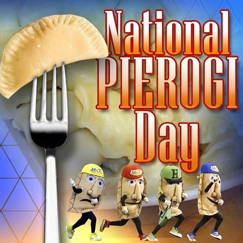 National Pierogi Day Wishes pics free download
