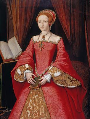 Η Ελισάβετ Α΄ της Αγγλίας ως πριγκίπισσα