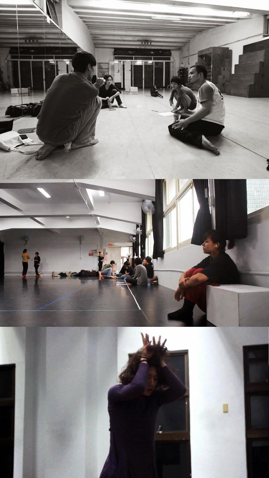 2014 下一個編舞計畫 III Next Choreography Project III