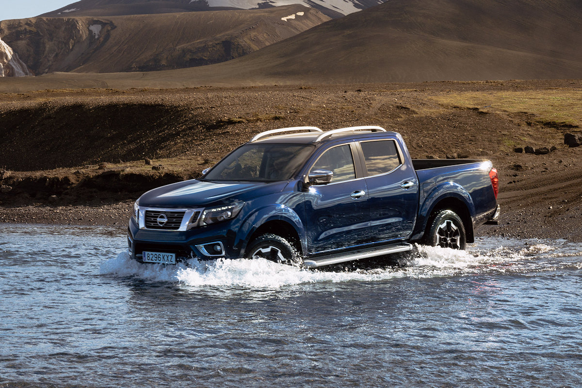 The Refreshed 2019 Nissan Navara Has One Feature That's