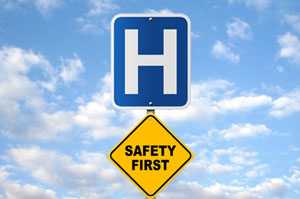 safe hospitals in India amidst COVID