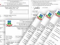 Download Soal UTS Kelas 1, 2, 3, 4, 5, 6 Semester 2 SD KTSP