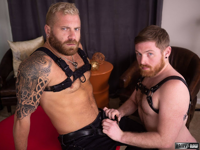 Hairy and Raw - Riley Mitchell and Otto Samson - FULL