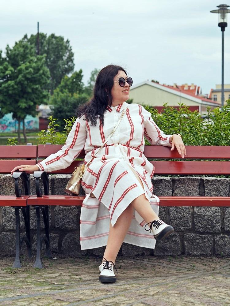 Sukienka Tommy Hilfiger/ the Tommy Hilfiger dress