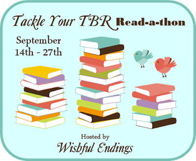 #TackleTBR Tackle Your TBR Read-a-thon
