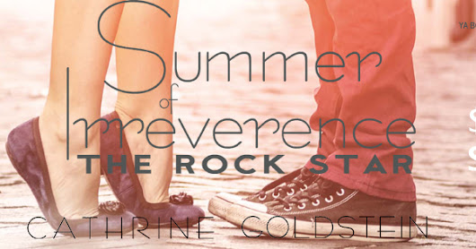 Book Blitz: Summer of Irreverence - The Rock Star