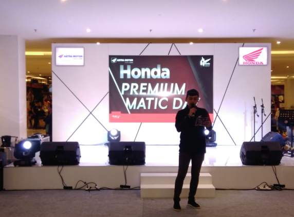 Event Honda Premium Matic Day 2019 Experience Beyond