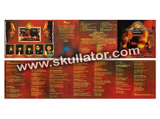 Gong 2000 Laskar lirik cover CD