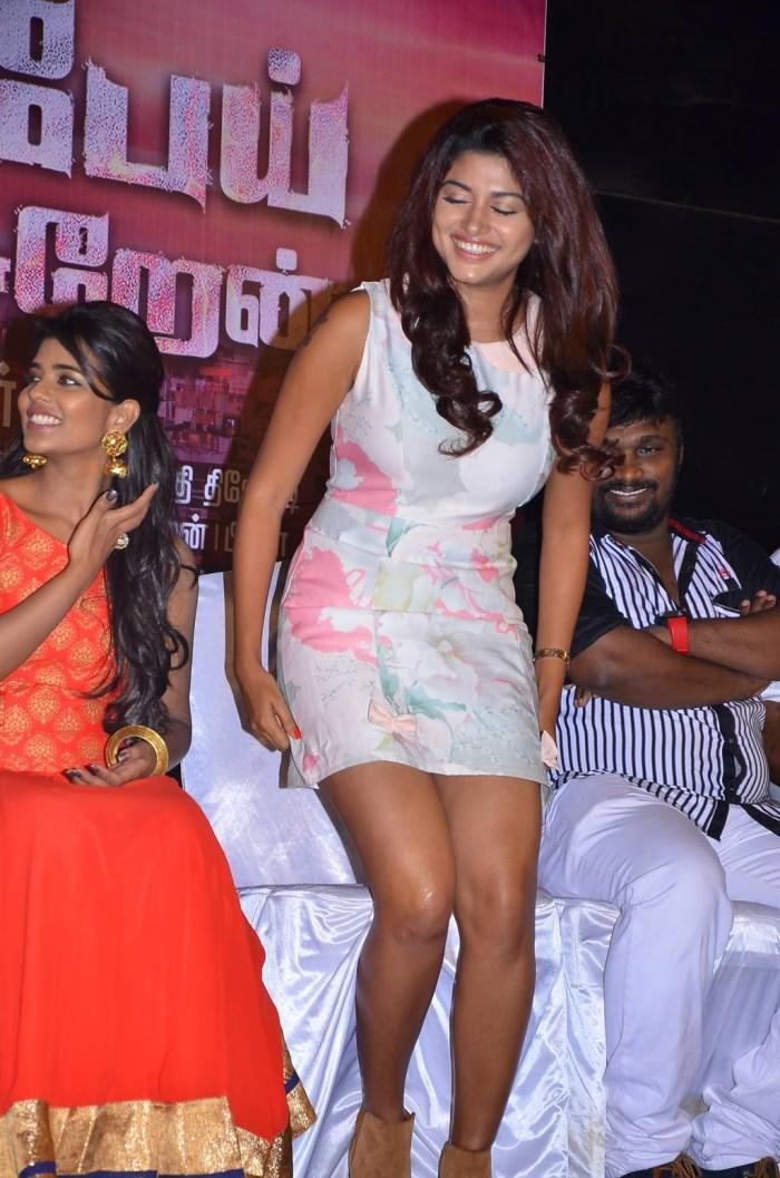 Oviya In Tight Skirt Photos From Tamil Movie Hello Naan -6225