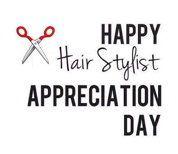 National Hairstylist Appreciation Day Wishes Images download