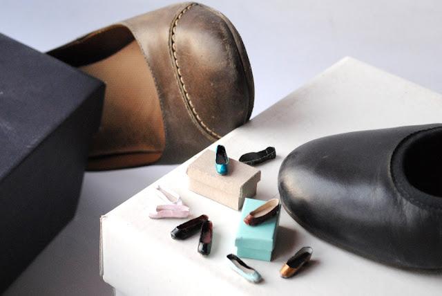 Baletki, Ballet shoes