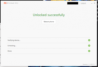 cara simpel Unlock Bootloader xiaomi dengan mudah