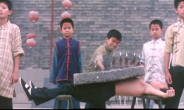 Shaolin vs. Evil Dead (2004) DVDRip Telugu Dubbed Movie1