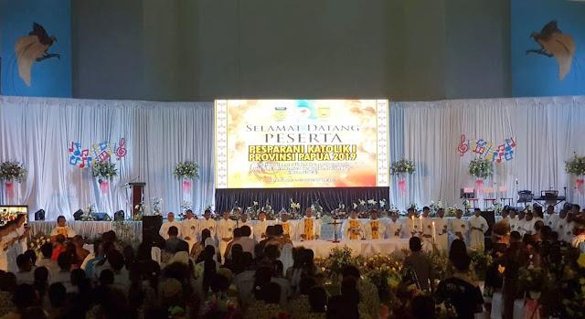 pesparani tingkat provinsi papua