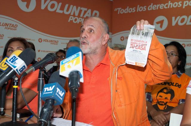 VENEZUELA: Ismael León: Censo busca amedrentar a venezolanos en el extranjero para que regresen al país