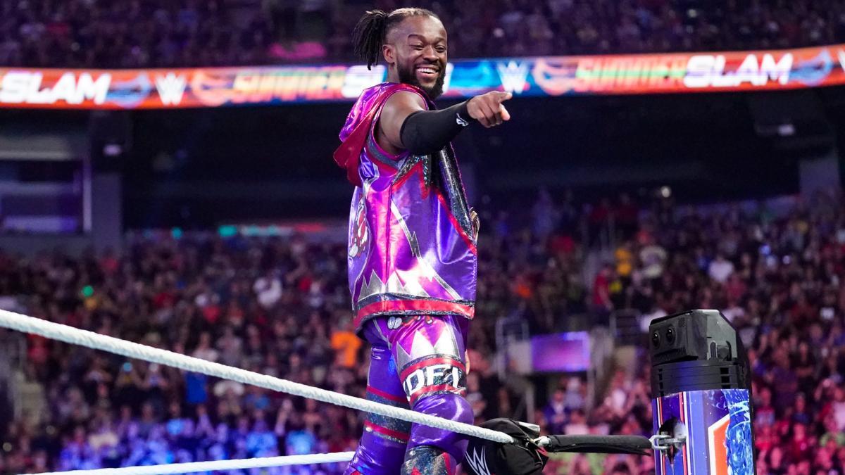 Streak de Kofi Kingston no Royal Rumble pode ser quebrada esse ano