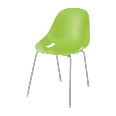 Ghế nhựa đúc cafe, Ghế nhựa ăn cao cấp, Ghế nhựa đúc nguyên khối giá rẻ 044.la