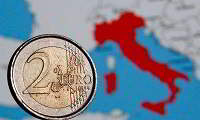 The Times: Η Ιταλία συνιστά κίνδυνο για το ευρώ