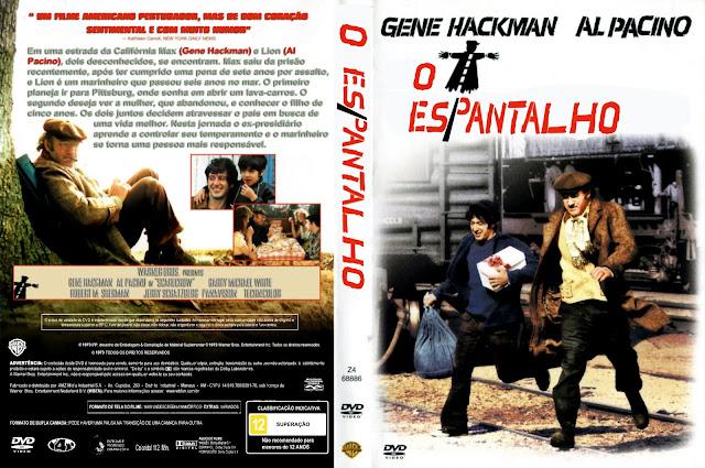 Capa DVD O Espantalho