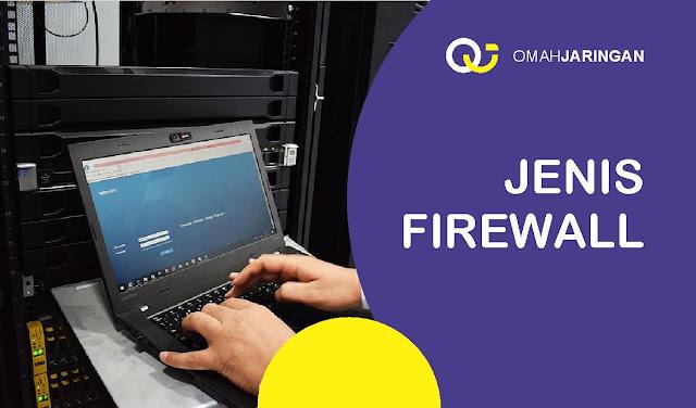 Jenis-Jenis Firewall dan Fungsinya dalam Jaringan