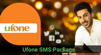 ufone sms packages-Ufone Daily,24Hours, Weekly, Monthly SMS Bundles Packages