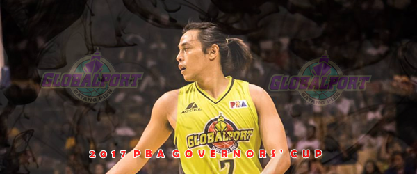 List of Leading Scorers GlobalPort Batang Pier 2017 PBA Governors' Cup