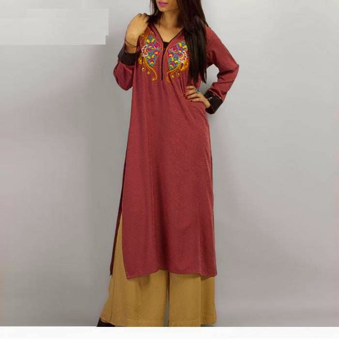 Casual Dresses 2015 New Collections Karachi