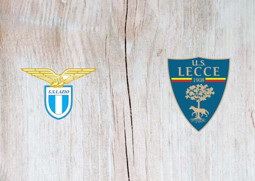 Lazio vs Lecce -Highlights 10 November 2019