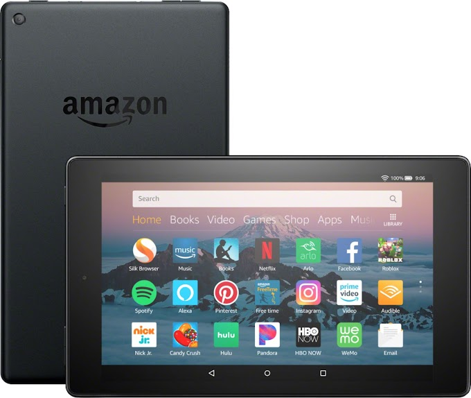 Sorteio Ganhe Um Amazon Fire 8 HD Tablet