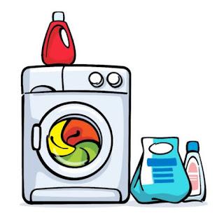 merawat mesin cuci