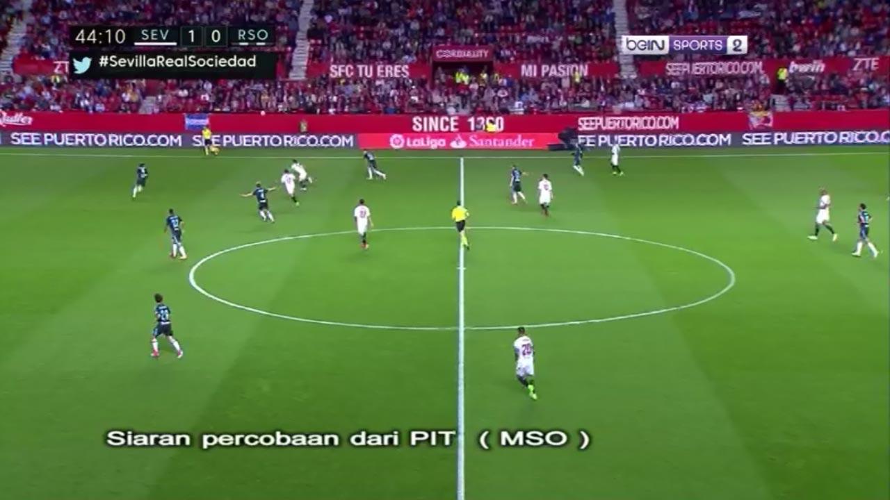 Frekuensi siaran Bein Sport 2 Indonesia di satelit Palapa D Terbaru